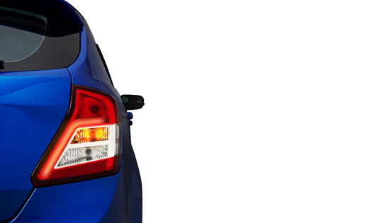 Proton Suprima S - REAR LED LIGHT GUIDE